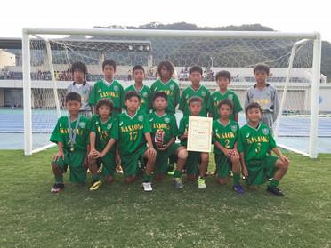 笠岡RC(2) U12・10