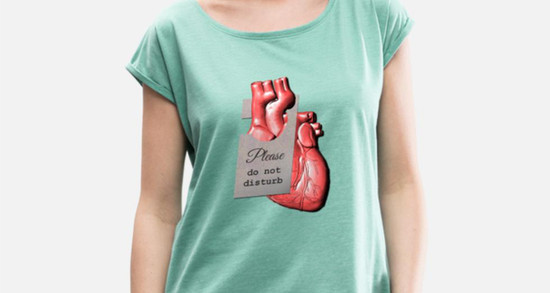 Design auf dem Shirt