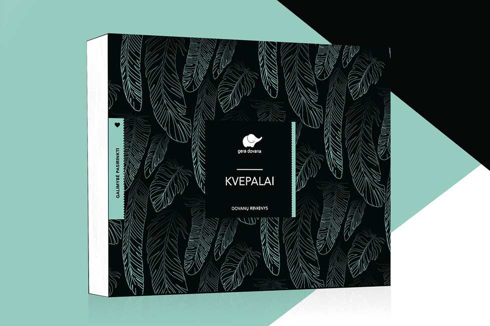 Main package cover
