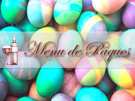 Le Repas de Pâques idéal et ses promotions