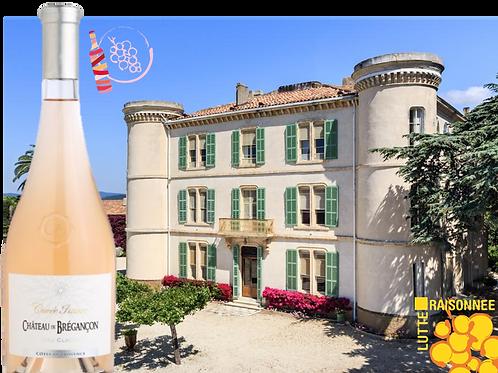 Côte de Provence Rosé - Château Brégançon 2018