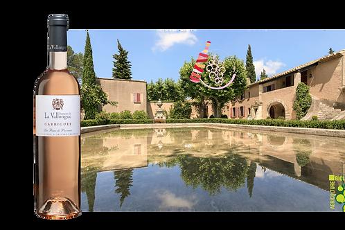 Baux de Provence Rosé, Domaine de la Vallongue