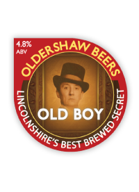 Oldershaw old boy proudly served at Ye Olde Fighting Cocks