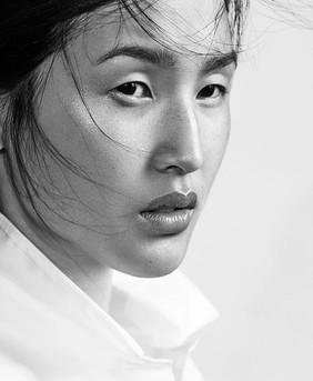 Nicole Warne Photographed by Simon Upton for TOMBOY Beauty