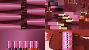 Black-Owned Cosmetics Brand, Juvia's Place, releases an Inclusive Red and Berry Lipstick Collection