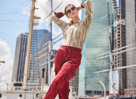 """AYSHA NY Launches """"The Only Pant"""""""