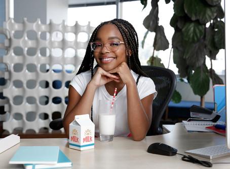 'Black-ish' Star & Grammy-Nominated Artist Join The Creators Of 'Got Milk?'