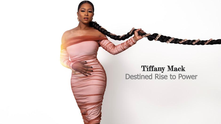 Tiffany Mack, celebrity hair stylist