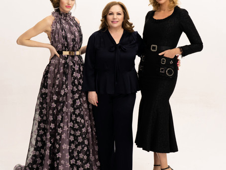 Geraldina's Couture Brings Fashion Dreams to Life