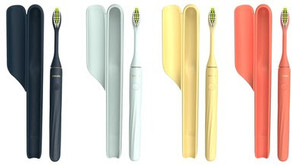 One Up Your Brushing with a Sleek, Portable Solution from Philips Sonicare