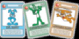 CONQUEST Blue Cards