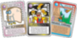QUEST Pink Special Cards
