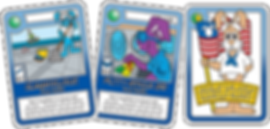 QUEST Pink Rank Cards
