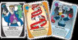 JUPITER Blue Special Cards