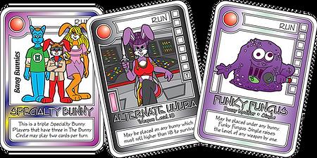 QUEST Caramel cards