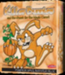 Pumpkin Spice Booster Deck Box