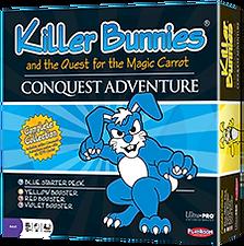 Conquest Adventure Cover