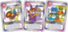 QUEST Violet Bunny Cards