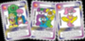 QUEST Orange Bunny Cards