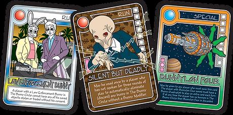 Pi Series Promo Cards
