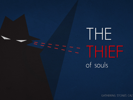 THE THIEF OF SOULS