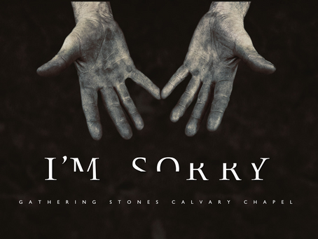 WHY 'I'M SORRY' FALLS SHORT