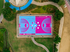 Concepts x Nike - Court Mural