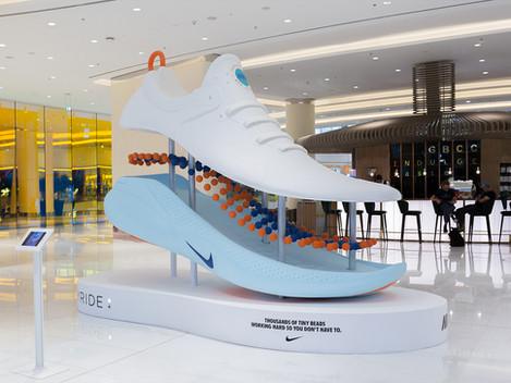 Nike Joyride - Shoe Display