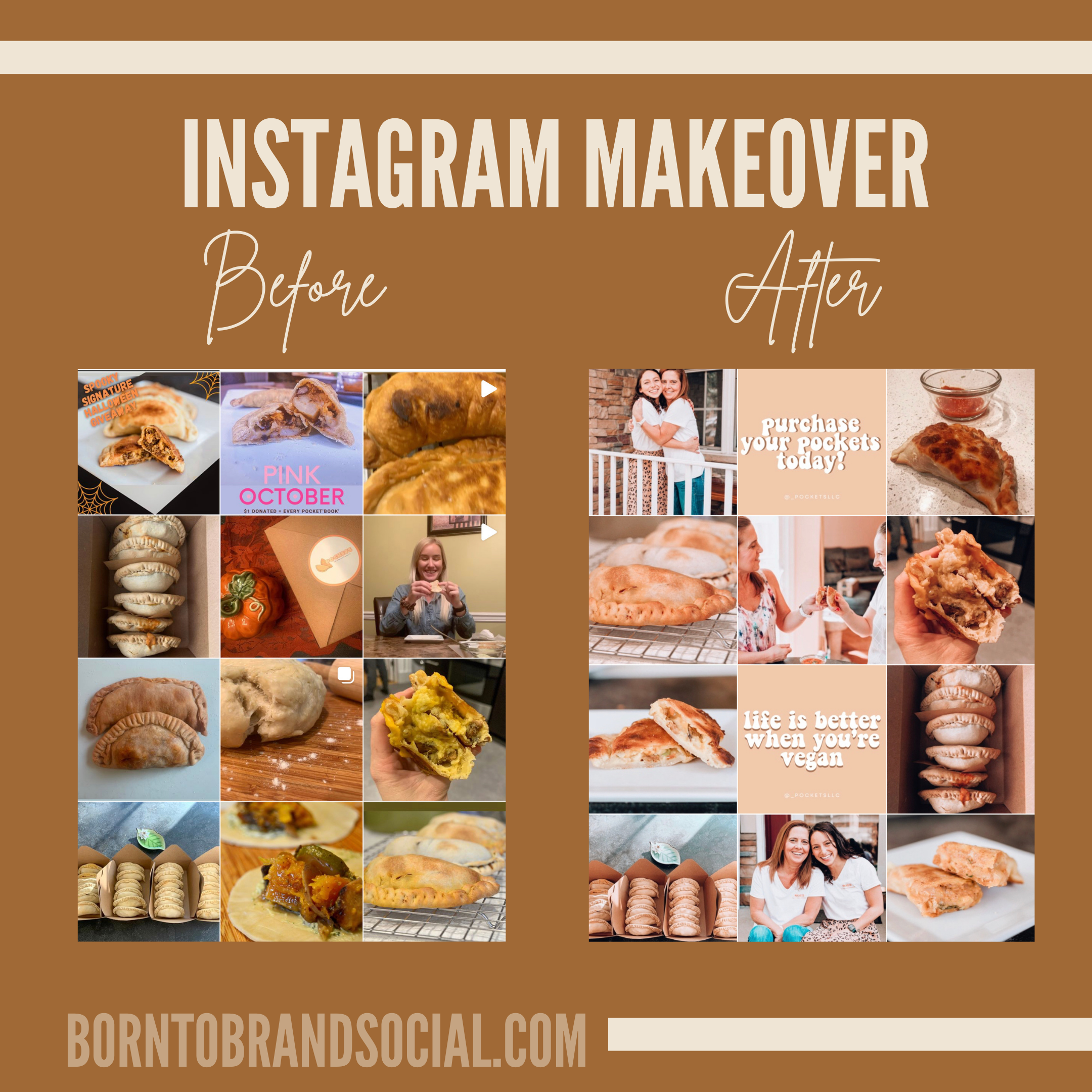 IG Makeover for Pockets LLC