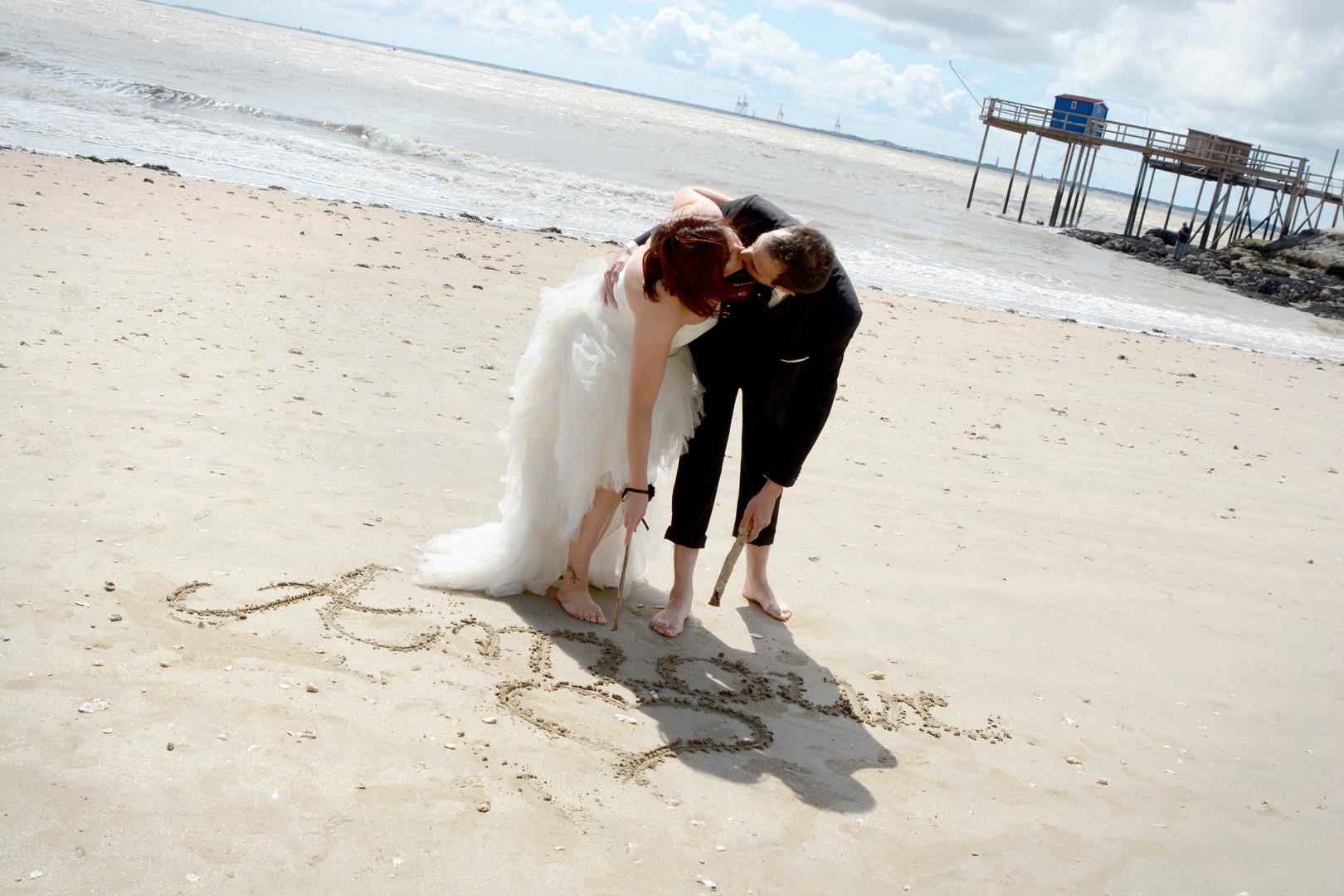 photographe mariage charente