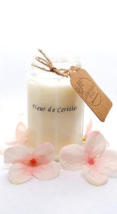 Bougie Fleur de Cerisier