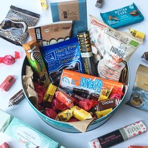 Vegan Selection Boxes & Supermarket Finds