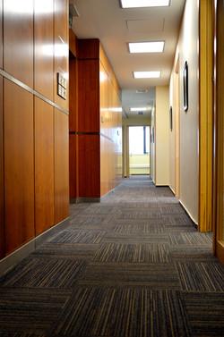 JNT hallway