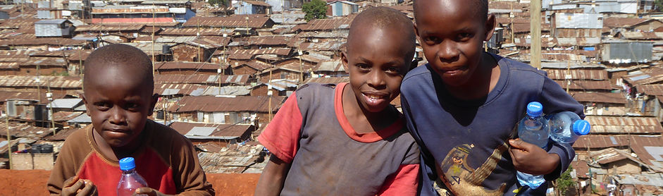 Kibera footballers