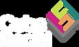 Logo blanco cubo social