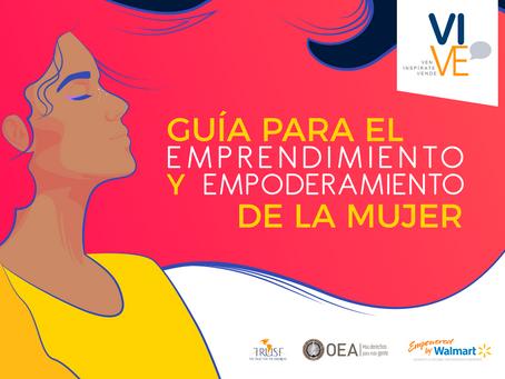 Guía para el emprendimiento y empoderamiento de la mujer