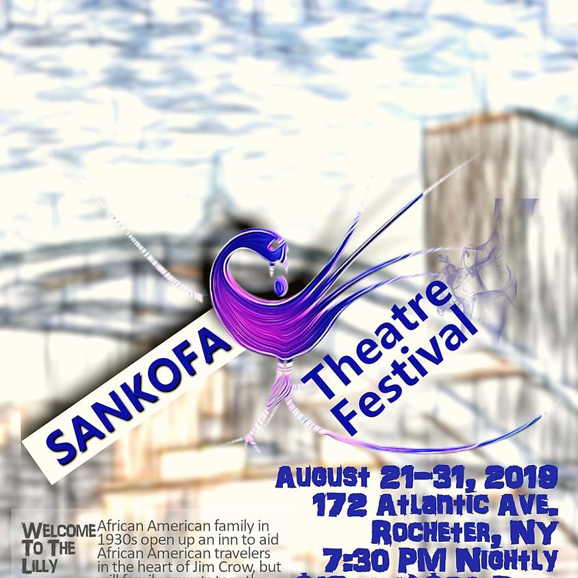 12th Annual Sankofa Theatre Festival