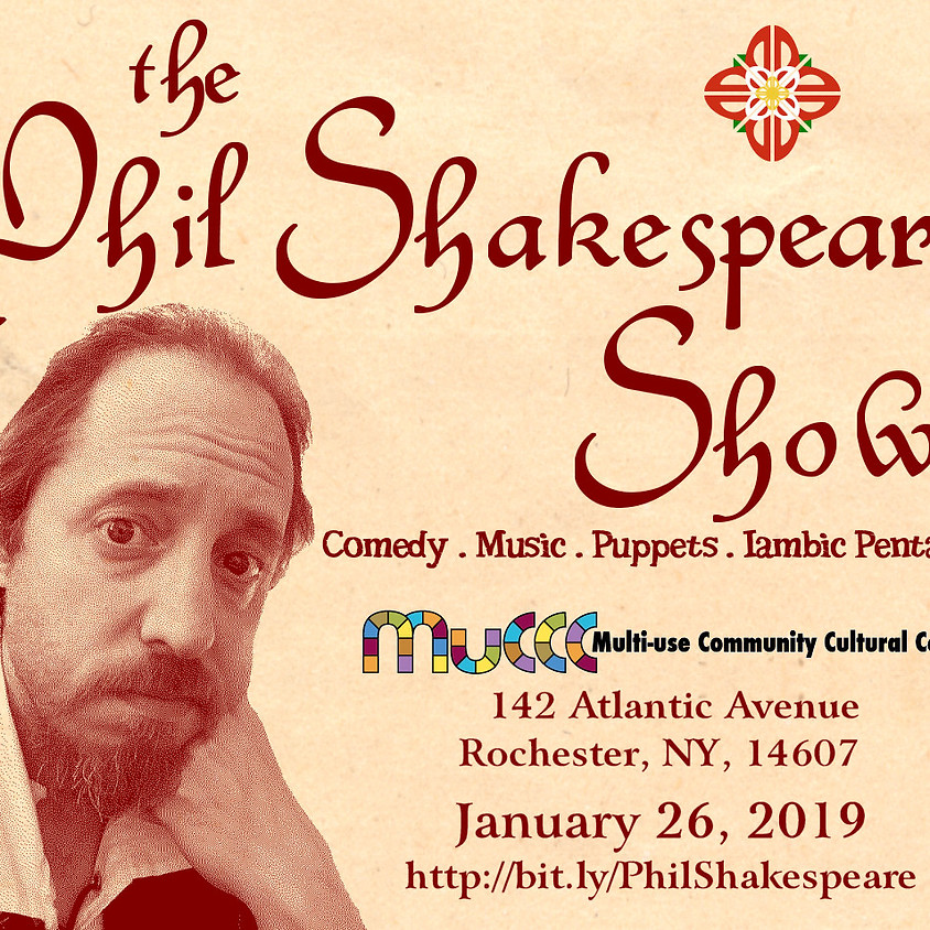 The Phil Shakespeare Show!