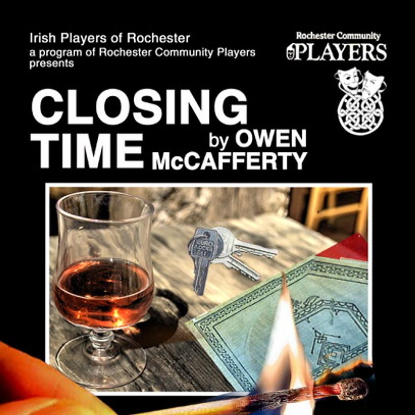 Closing Time, by Owen McCafferty