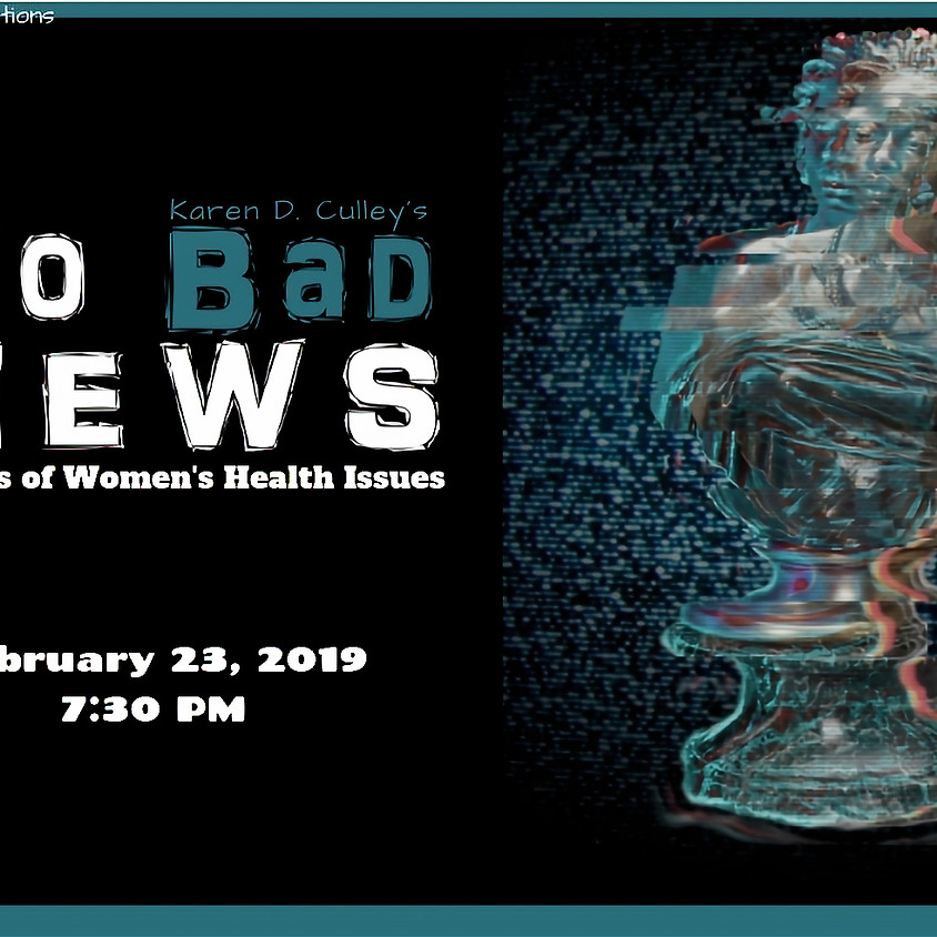 No Bad News, by Karen D. Culley