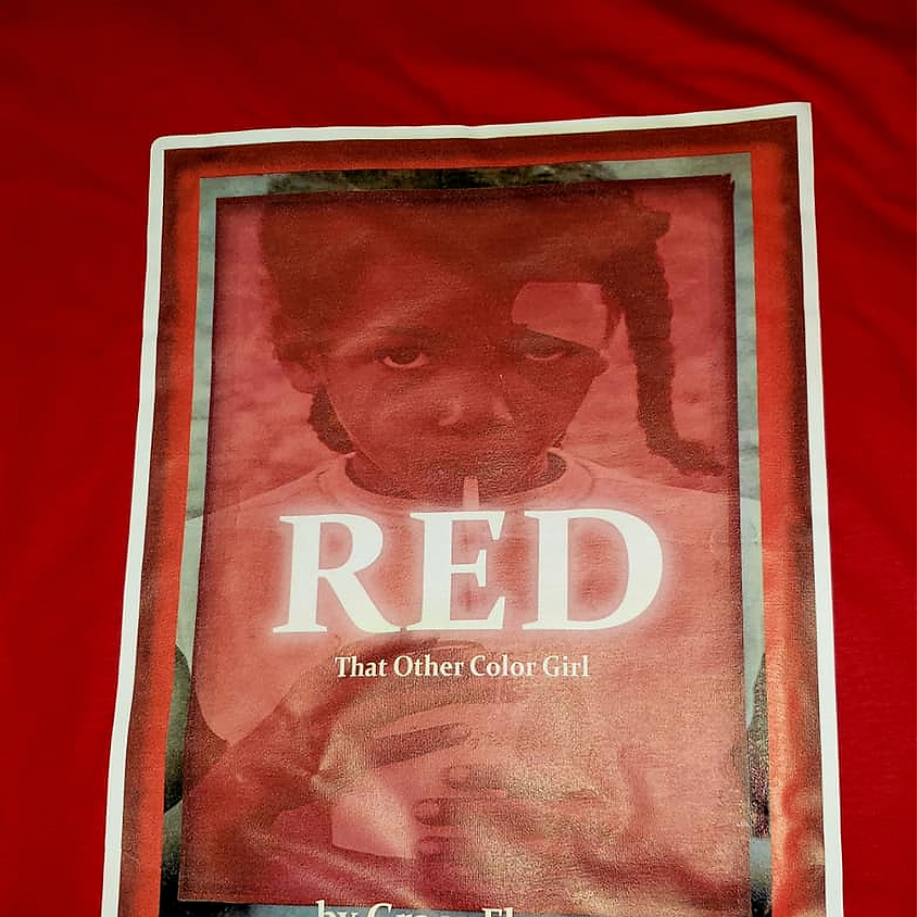 """Grace Flores """"RED - That Other Color Girl """""""