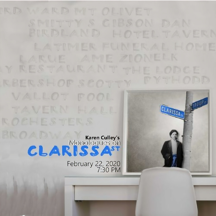 Monologues on Clarissa St.