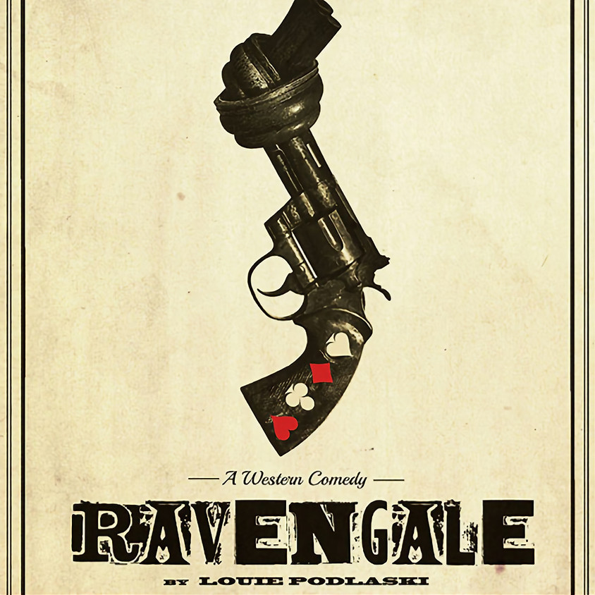 "Elephant Productions and John W. Borek Present ""Ravengale"" By Louie Podlaski"