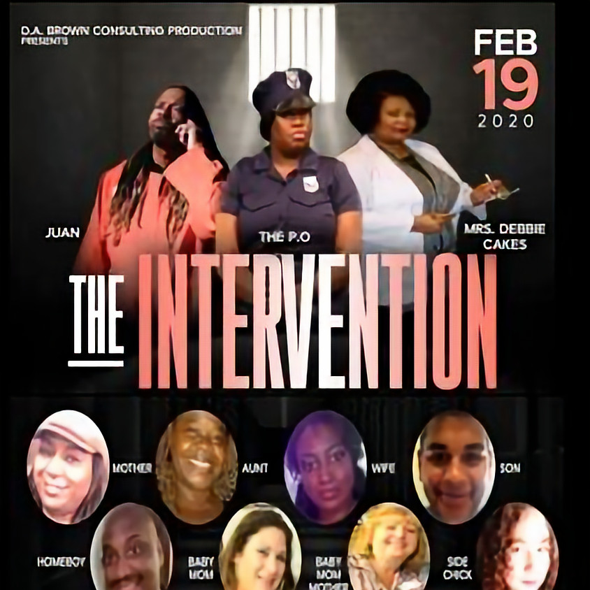 The Intervention By D.A. Brown