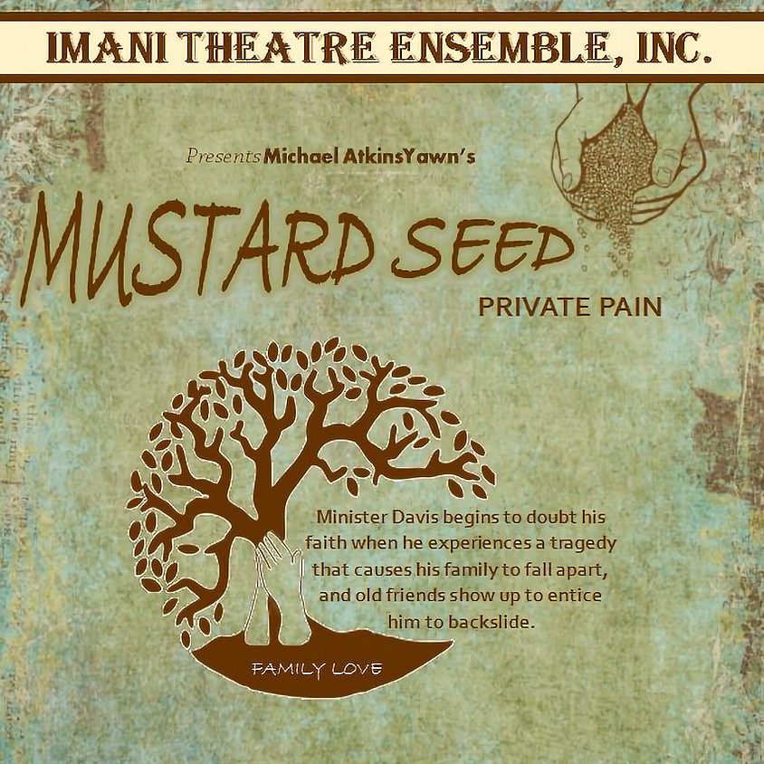Mustard Seed, Private Pain By Michael Yawn