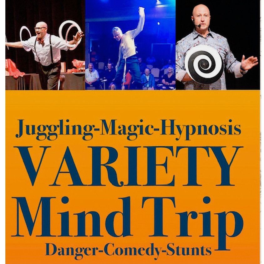cancelled Variety Mind Trip Show!