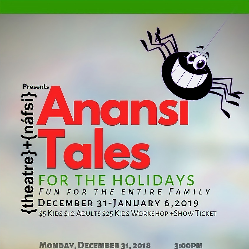 Anansi Tales for the Holidays By Various Authors