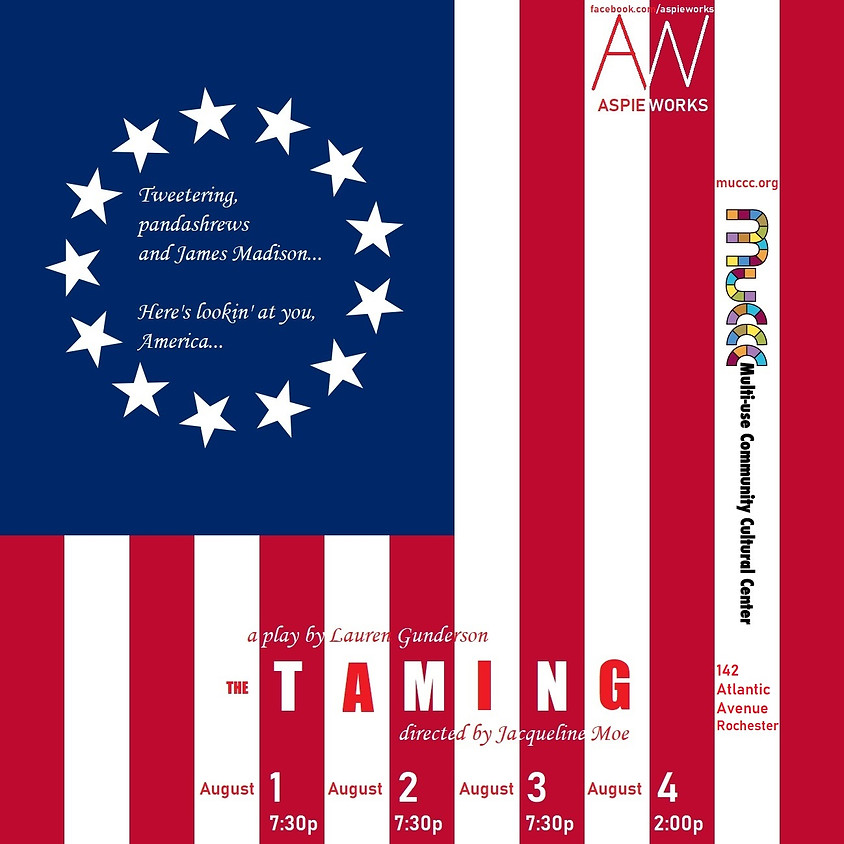 Aspie Works presents THE TAMING