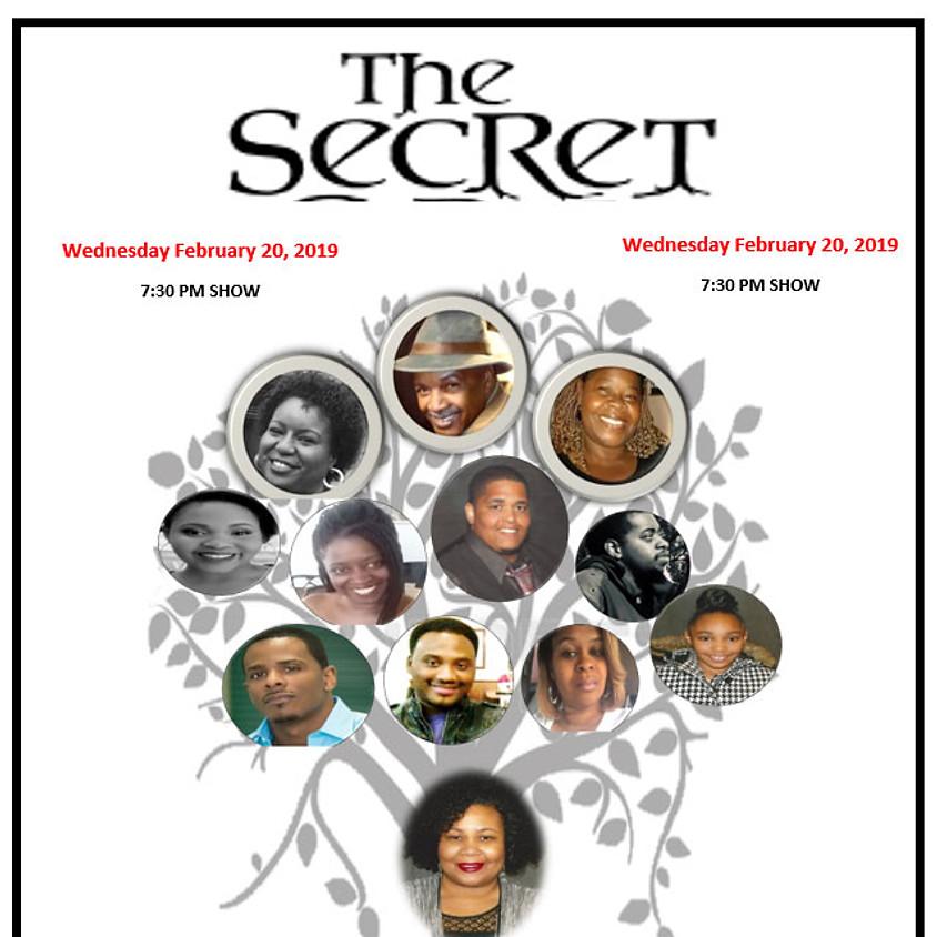Delbra Brown~The Secret