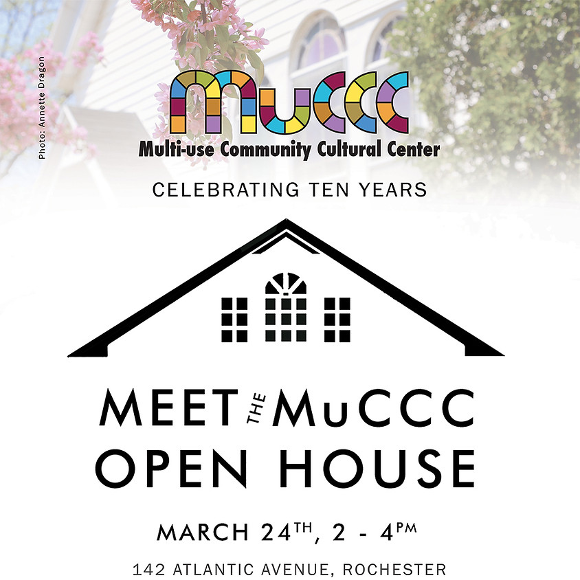 Meet the MuCCC FREE meet and greet